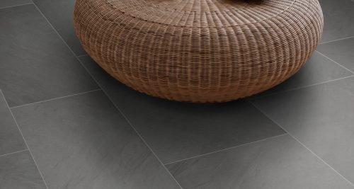 Ocean Black Porcelain Tile